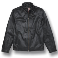 C8 Corvette Next Gen Embossed Leather Jacket