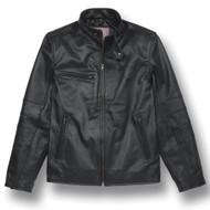 C8 Corvette Next Gen Embossed Leather Jacket