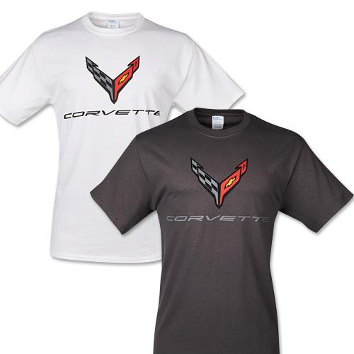 C8 Corvette Next Gen Carbon Flash T-Shirt