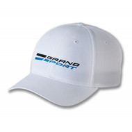 C7 Corvette Grand Sport Hat - White