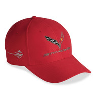 C7 Corvette Red Hat