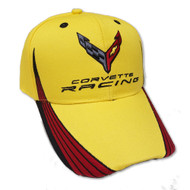 C8 Corvette Racing Yellow Hat
