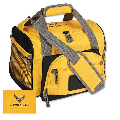 C8 Corvette Racing Yellow Cooler Bag