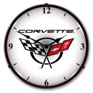 C5 Corvette Clock