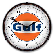 Gulf Gas Clock