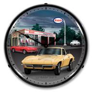 C2 Corvette Clock