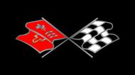C2 Corvette License Plate