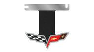C6 Corvette Exhaust Plate