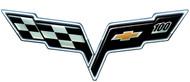 C6 Corvette Metal Sign