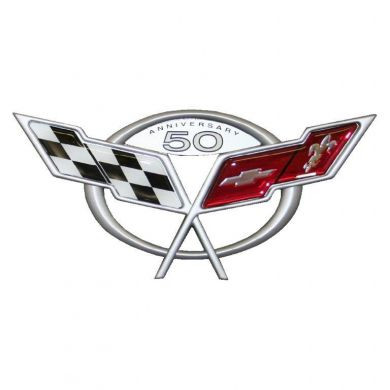 C5 Corvette Metal Sign