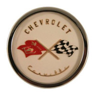 C1 Corvette Metal Sign