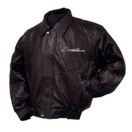 C2 Corvette Leather Jacket