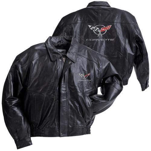 C5 Corvette Leather Jacket