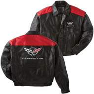 C5 Corvette Leather Jacket