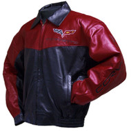 C6 Corvette Elite Leather Jacket