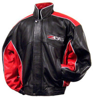 C6 Z06 Corvette Leather Jacket