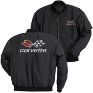 C3 Corvette Aviator Jacket