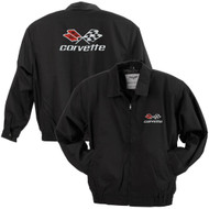 C3 Corvette Twill Jacket