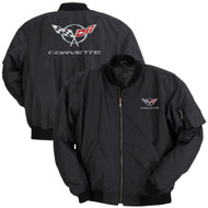 C5 Corvette Aviator Jacket