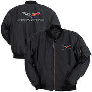 C6 Corvette Aviator Jacket
