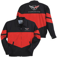 C5 Corvette Twill Jacket