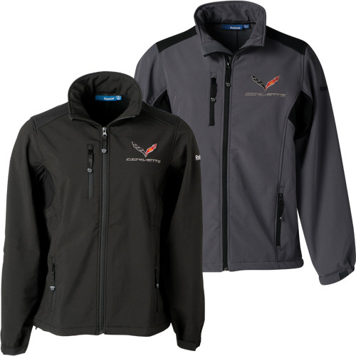 C7 Corvette Black or Gray Jacket