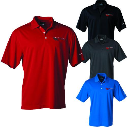 nike polo uniform shirts