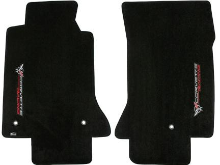 C5 Corvette Floor Mats Sideways