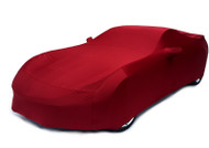 C7 Corvette Crystal Red Car Cover