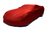 C7 Corvette Daytona Sunrise Orange Car Cover