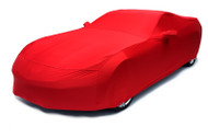 C7 Corvette Torch Red Car Cover