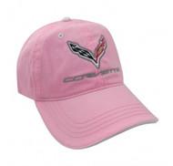 C7 Corvette Pink Hat