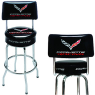 C7 Corvette Racing Counter Stool