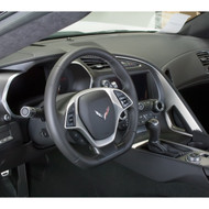 C7 Corvette Interior Cabin Shot