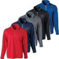 C7 Corvette Under Armour Qtr Zip Jacket