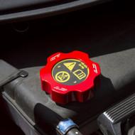 C7 Corvette Radiator Cap Cover (C7 logo shown)