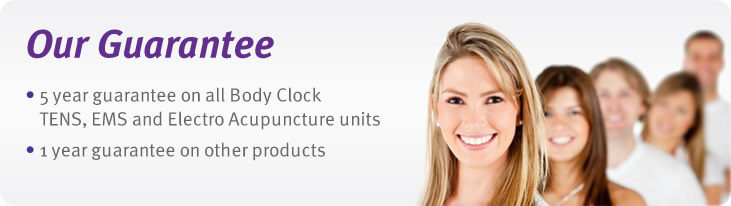 The Body Clock Guarantee