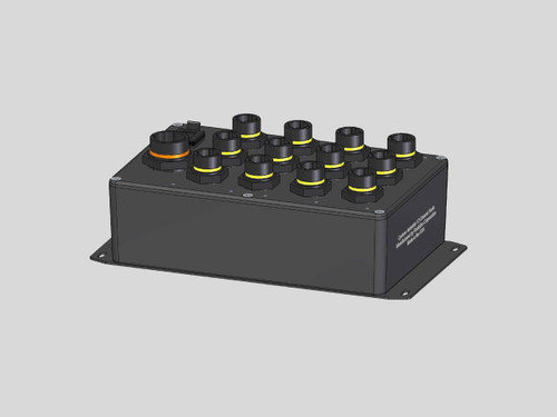12 Channel Cyclone Industrial Node