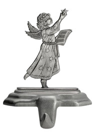 Angel with Music - Stocking or Basket Holder