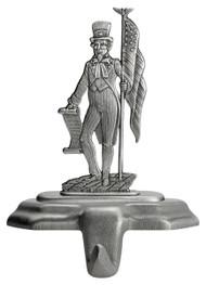 Uncle Sam - Stocking or Basket  Holder