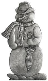 Snowman - Pin