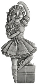 Nutcracker Ballerina - Pin
