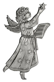 Angel with Music - Pin