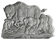 Buffalo - Pin