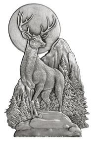 Whitetail Deer - Pin
