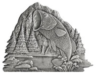 Largemouth Bass - Pin