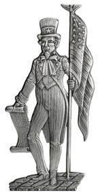 Uncle Sam - Pin
