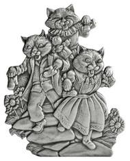 Three little Kittens - Pin