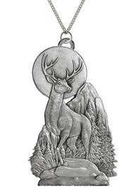 Whitetail Deer - Pendant