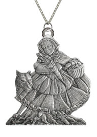 Little Red Riding Hood - Pendant
